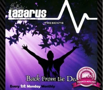 Lazarus - Back From The Dead Episode 174 (2014-09-23)