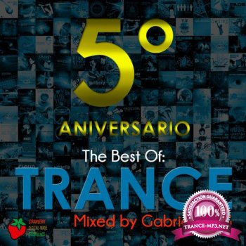 VA - The Best Of Trance (Mixed By Gabrielle Ag) (2014)