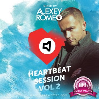 Alexey Romeo - Heartbeat Session Vol. 02 (CD) (2014)