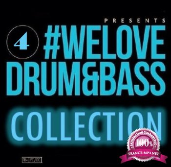 We Love Drum and Bass Vol. 004 (2014)