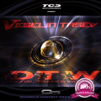 Veselin Tasev - Digital Trance World Radio Show 348 (2015-02-08)