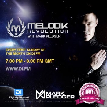 Mark Pledger - Melodik Revolution 031 (2015-08-02)