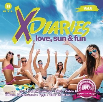 X-Diaries Vol 6 (2CD) (2015)