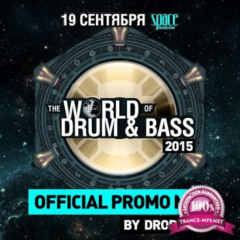 World Of Drum&Bass 2015 - Official Promo Mix (By Dropzone)