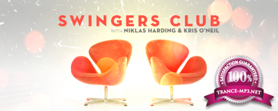 Niklas Harding and Kris O'Neil - Swingers Club (September 2015)