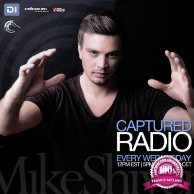 Captured Radio with Mike Shiver № 438 (2015-10-28) guest Dinka