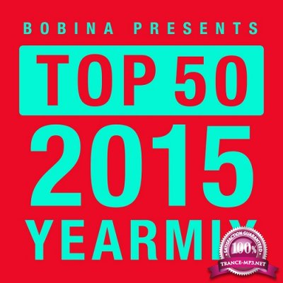 Bobina - RGC Radio 376 (2015-12-26) (Top 50 Of 2015 Year Mix)