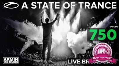 Armin van Buuren - A State of Trance 750 Part 1: LIVE Armada Club in Amsterdam (28-01-2016)