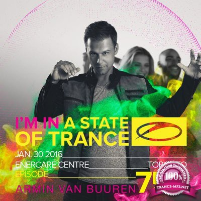 Armin van Buuren - A State of Trance 750: Live Enercare Centre Toronto