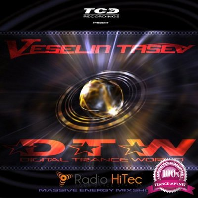 Veselin Tasev - Digital Trance World 393 (2016-02-03)