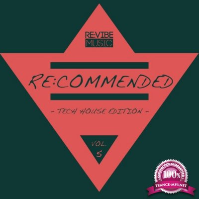 ReCommended - Tech House Edition, Vol. 5 (2016)