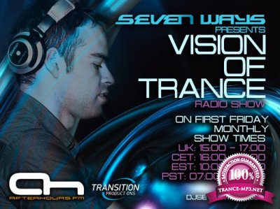 Seven Ways, Ad Astra - Vision of Trance 084 (2016-02-05)