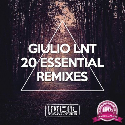 Giulio Lnt 20 Essential Remixes (2016)