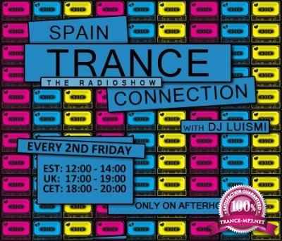 Spain Trance Connection - The RadioShow 087 (2016-03-11)