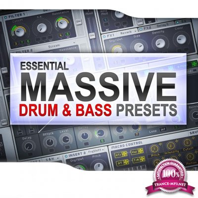 Massive Drum and Bass, Vol 1 (2016)