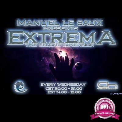 Extrema Mixed By Manuel Le Saux Episode  445 (2016-03-23)