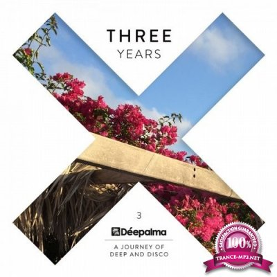 Deepalma Three Years (A Journey of Deep and Disco) (2016)