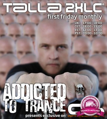 Talla 2XLC - Addicted To Trance (April 2016) (2016-04-01)