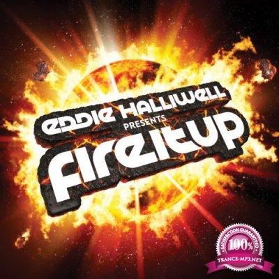 Eddie Halliwell - Fire It Up 353 (2016-04-04)