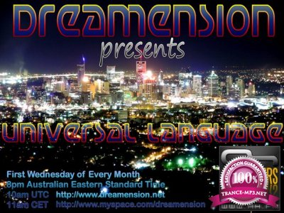 DreamensioN - Universal Language 086 (2016-04-06)