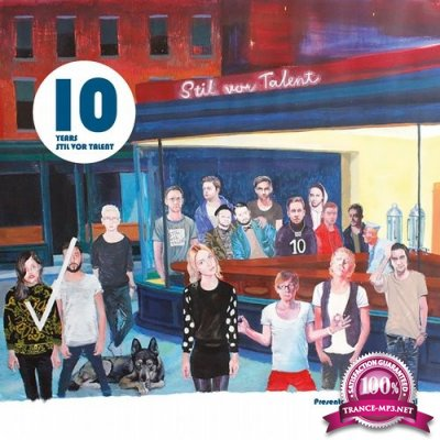 10 Years Stil vor Talent Presented by Oliver Koletzki (2016)