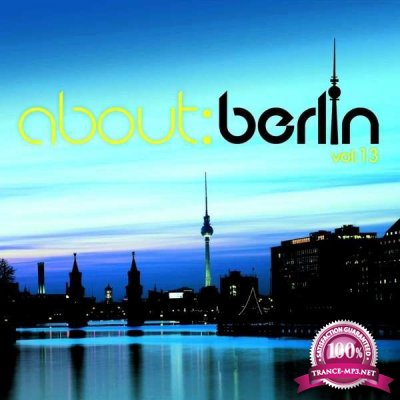 About Berlin Vol.13 (2016)
