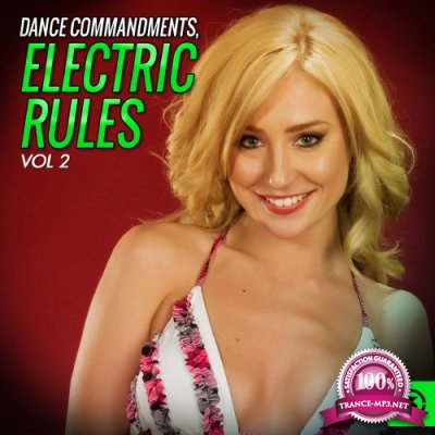 Dance Commandments Electric Rules, Vol. 2 (2016)