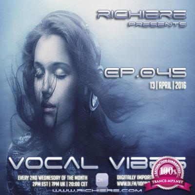 Richiere - Vocal Vibes 045 (2016-04-14)