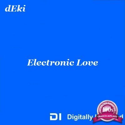 dEki, Cold Blue - Electronic Love 043 (2016-04-15)