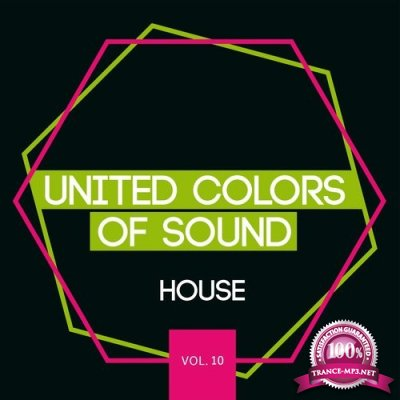 United Colors of Sound - House, Vol. 10 (2016)