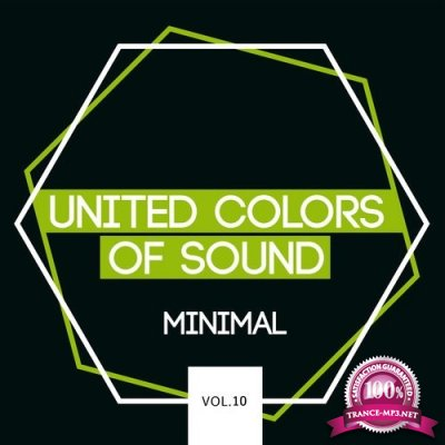 United Colors of Sound - Minimal, Vol. 10 (2016)