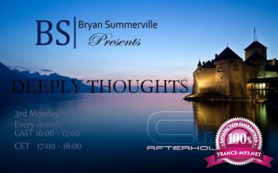 Bryan Summerville - Deeply Thoughts 086 (2016-04-18)