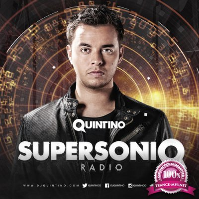 Quintino - SupersoniQ Radio 141 (2016-04-20)
