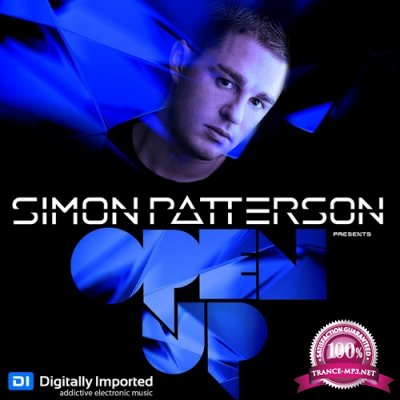 Simon Patterson - Open Up Episode 168 (2016-04-21)