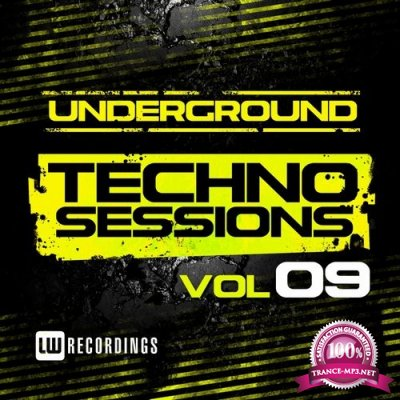 Underground Techno Sessions, Vol. 9 (2016)