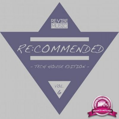 Re:Commended - Tech House Edition, Vol. 6 (2016)