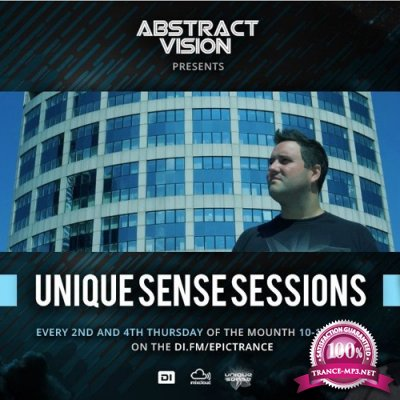 Abstract Vision - Unique Sense Sessions 020 (2016-06-24)