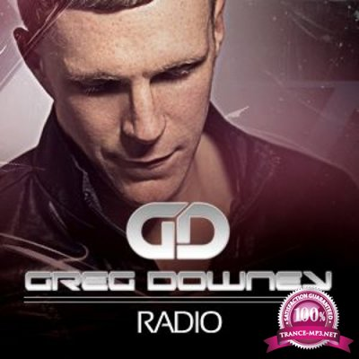 Greg Downey - Greg Downey Radio 040 (2016-06-23)
