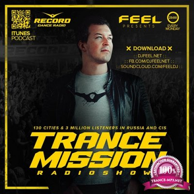 DJ Feel presents - TranceMission (03-10-2016)