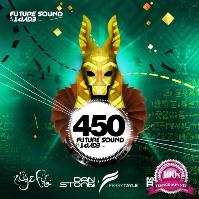 Future Sound Of Egypt 450 (2016)