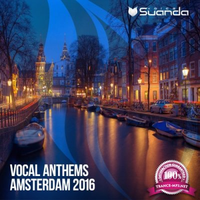 Vocal Anthems Amsterdam 2016 (2016)