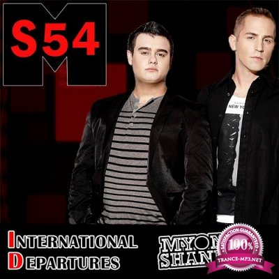 Shane 54 - International Departures 341 (2016-10-10)