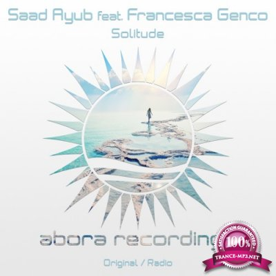 Saad Ayub Feat. Francesca Genco - Solitude (2016)