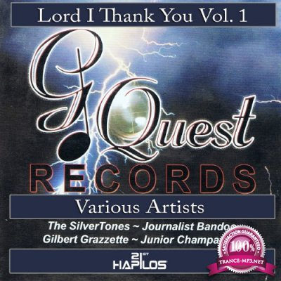 Lord I Thank You Vol. 1 (2016)