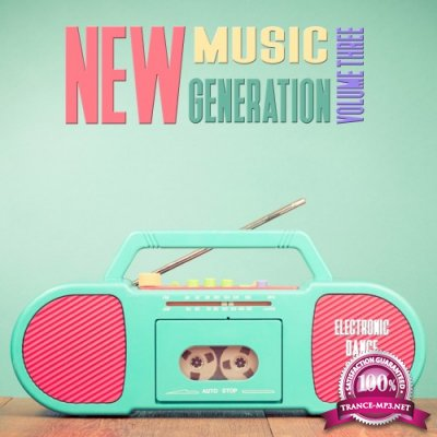 New Music Generation, Vol. 3 - Selection of House Music (2016)