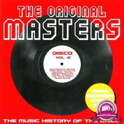 The Original Masters, Vol. 6 the Music History of the Disco (2016)