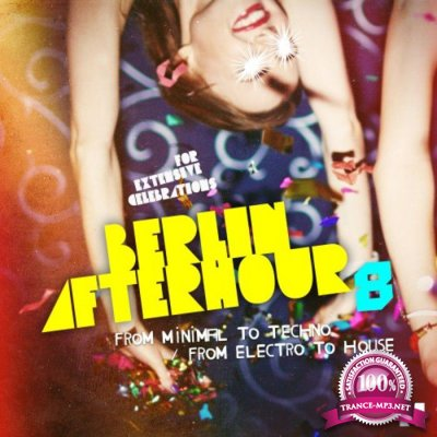 Berlin Afterhour, Vol. 8 (From Minimal to Techno / From Electro to House) (2016)