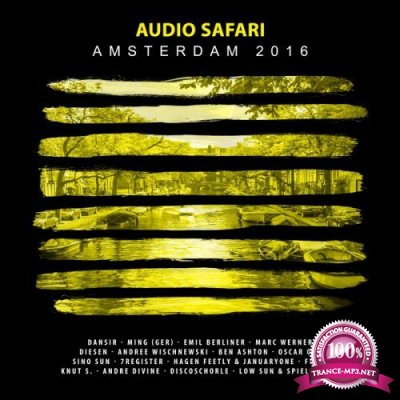 Audio Safari Amsterdam 2016 (2016)