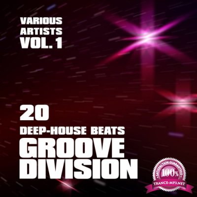 Groove Division (20 Deep-House Beats), Vol. 1 (2016)