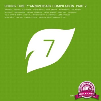 Storyteller - Spring Tube 7th Anniversary Compilation. Part 2 (2016)